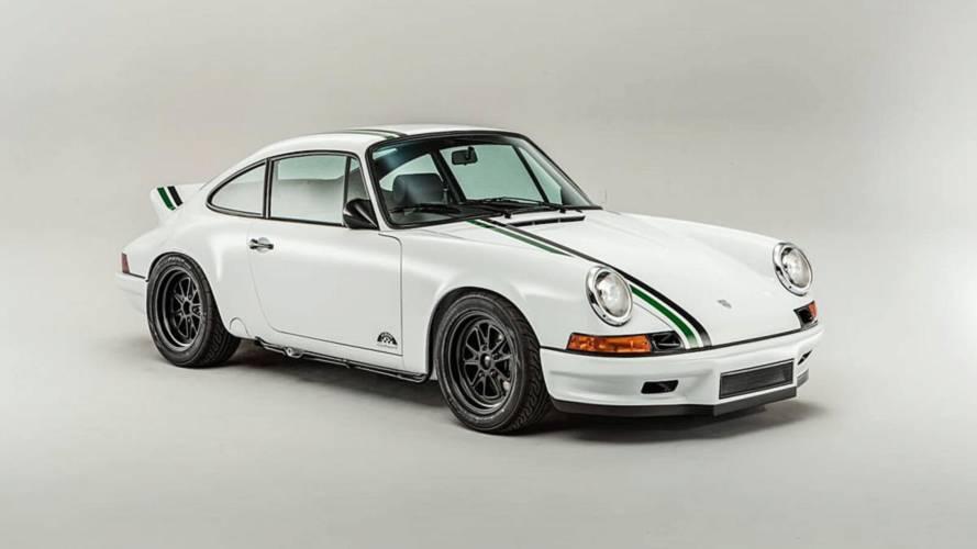 Porsche Specialist Paul Stephens Reveals Le Mans Classic Clubsport 911