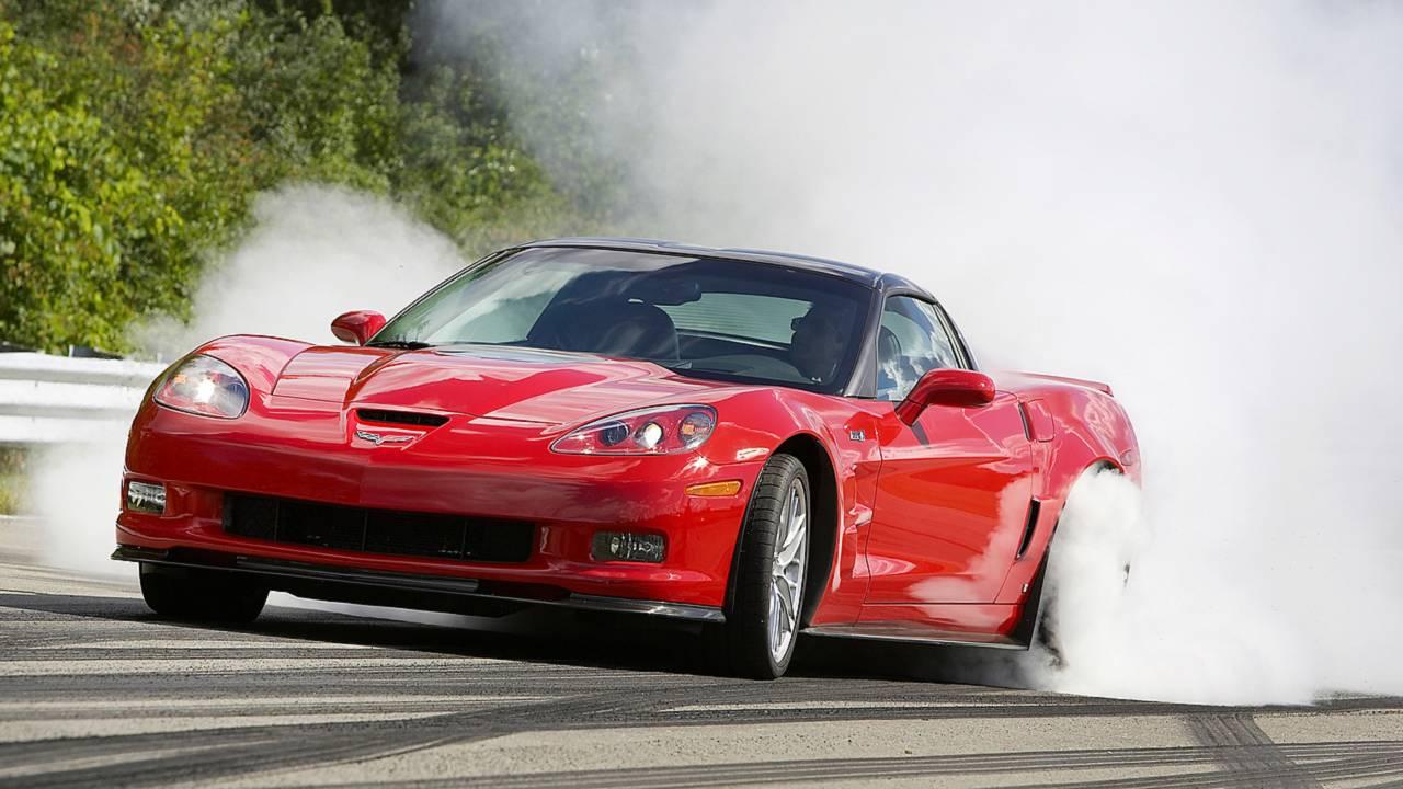 6. 7:26.4 –2009 Chevrolet Corvette ZR1
