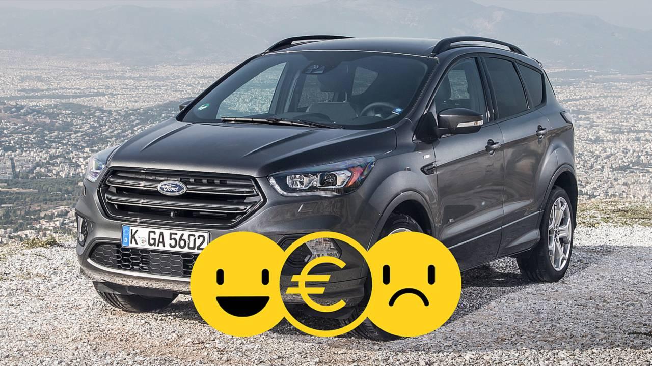 Promozione Ford Kuga