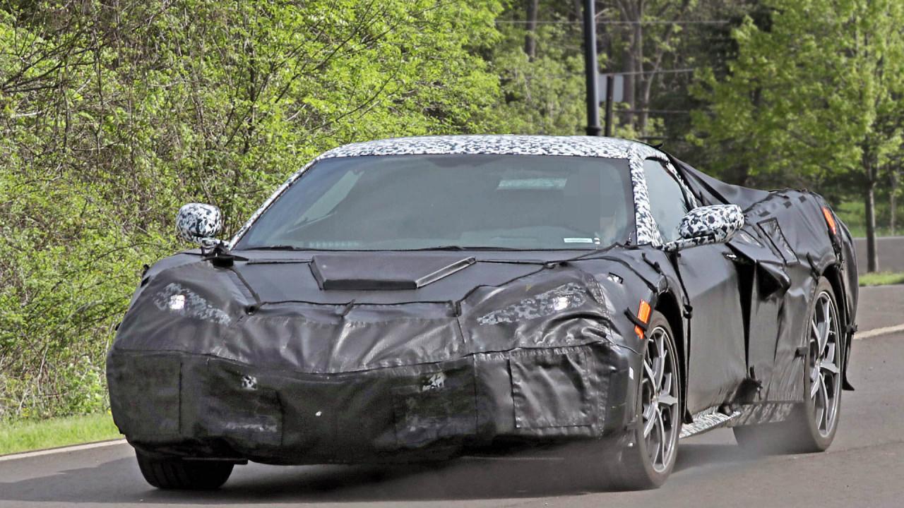 Die Mittelmotor-Corvette wird konkreter