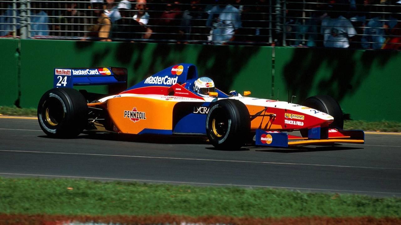 1997 Mastercard Lola T97/30