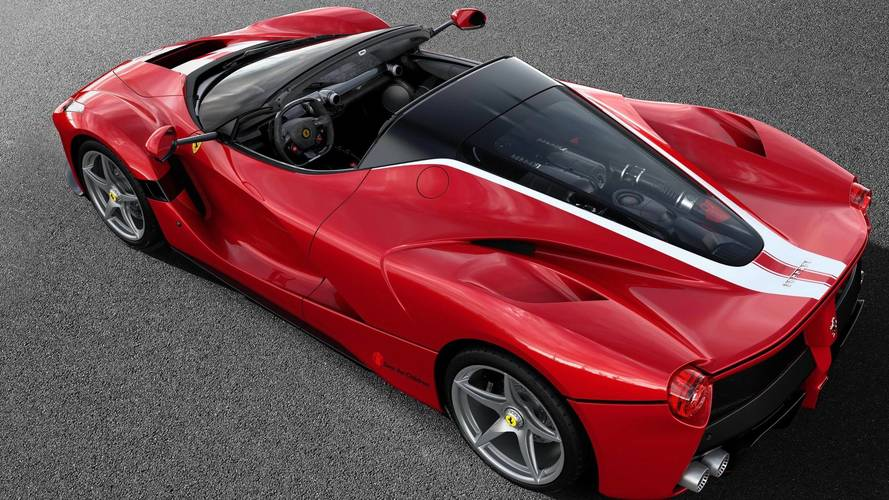 Top 10 fastest convertible supercars