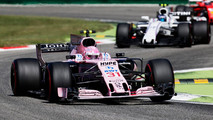 F1 Grand Prix d'Italie 2017 Esteban Ocon