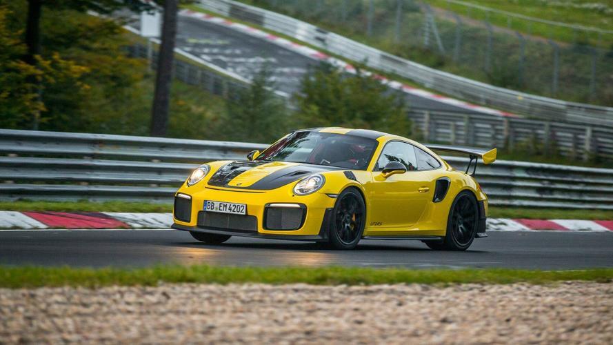 Hivatalos: 6:47.3-as idejével a Porsche 911 GT2 RS lett a Nürburgring új királya