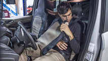 Ford seat suit for autonomous study