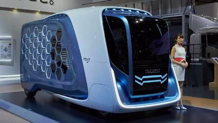 Isuzu FD-SI Concept - Une vision du véhicule de livraison de demain