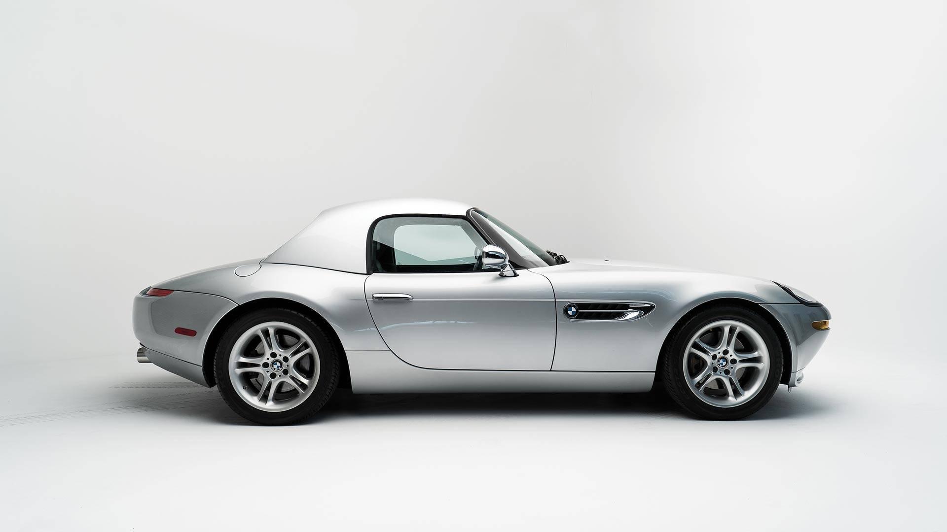 steve jobs 2000 bmw z8 brings 329 5k at auction rh motor1 com BMW Z9 BMW Z3