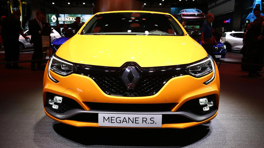 Salon automobile de Lyon - La Renault Mégane 4 RS en guest-star !