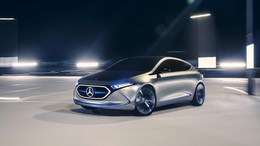Mercedes-Benz, A-Serisi ve GLA'dan daha küçük modeller mi planlıyor?
