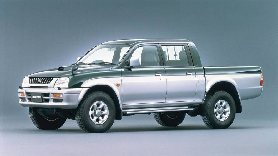Mitsubishi pick-up