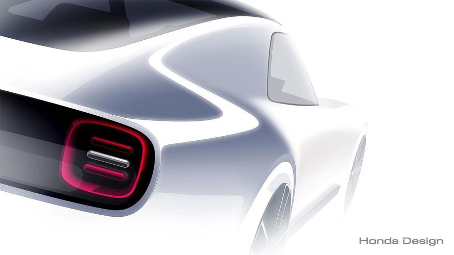 Honda Sports EV Concept - elektromos látomás Tokióban