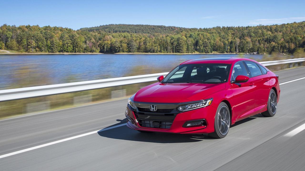 Honda Accord Ön Cephe