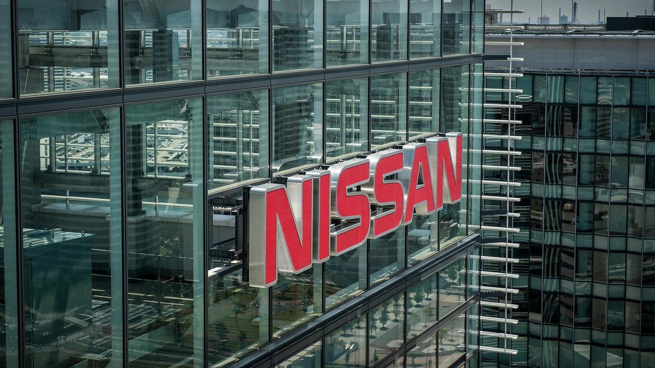 Nissan Global Headquarters Logo