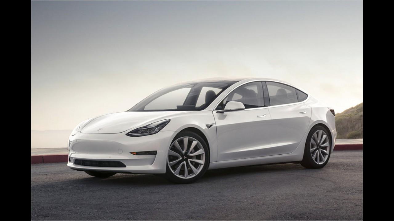 Tesla Zukunft