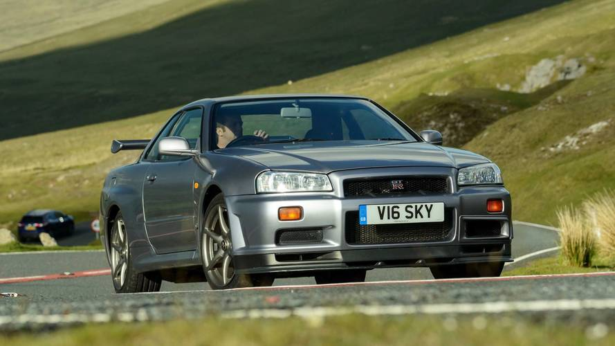 Motor1 Efsaneleri: 1999 Nissan Skyline GT-R R34