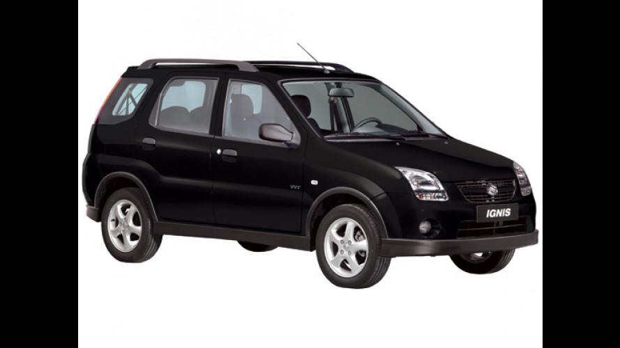 Suzuki Ignis Special Edition 2005