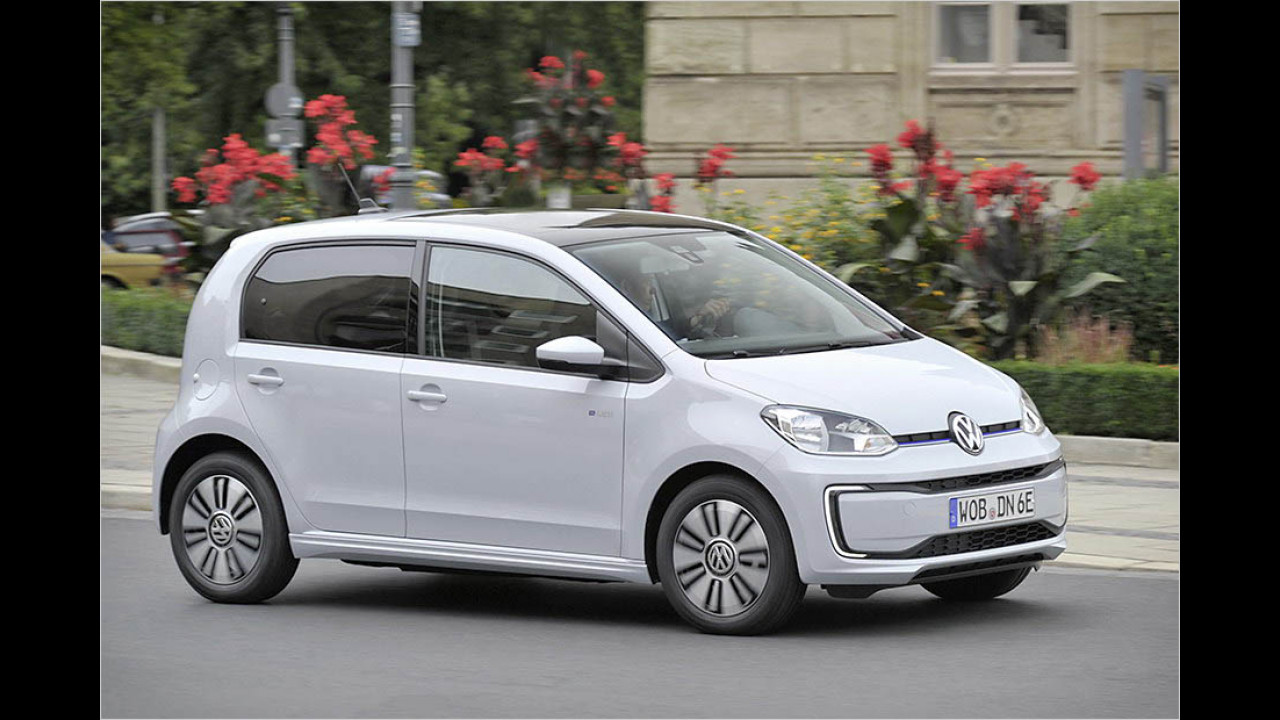VW e-Up: 160 km