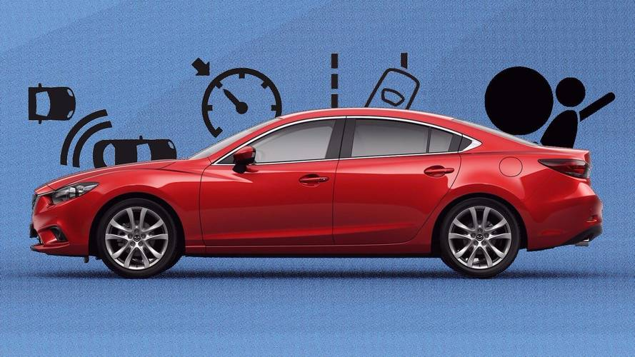 Safest Midsize/Large Cars: Best 2017 Crash Test Ratings