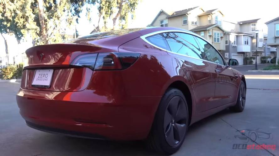Tesla Model 3 Videos Show Hidden Exterior/Interior Features