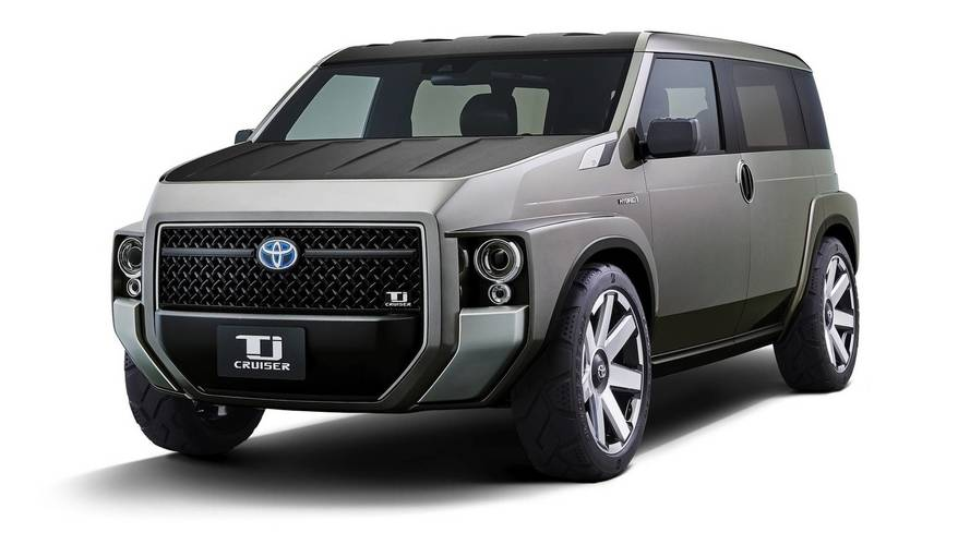 Toyota Tj Cruiser Reportedly Going Into Production