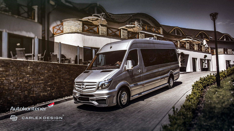 Mercedes-Benz Sprinter By Carlex