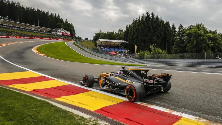 2017 F1 Belgian Grand Prix – Qualifying Results