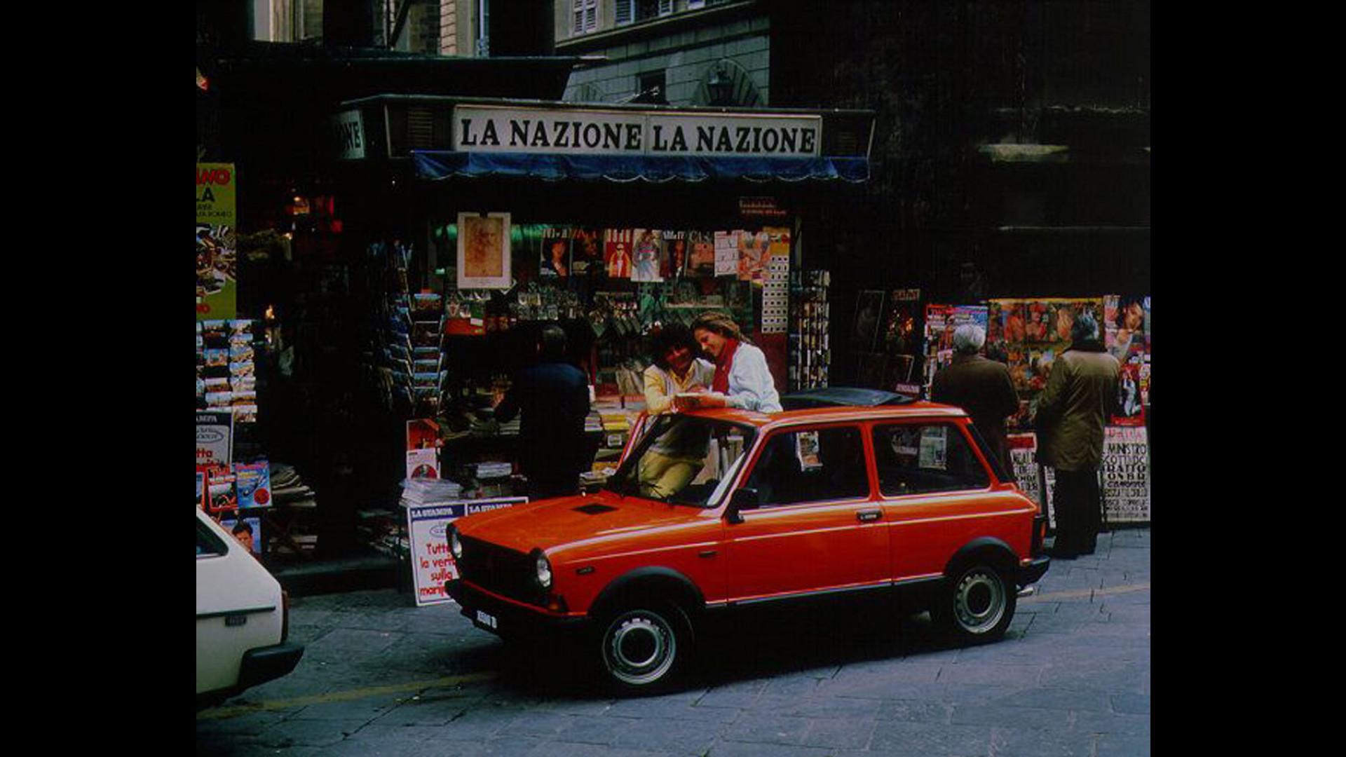 PRESA ARIA GRIGLIA COFANO ANTERIORE A112 DAL 1970