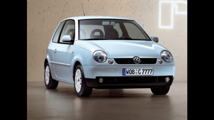 Volkswagen Lupo Rave