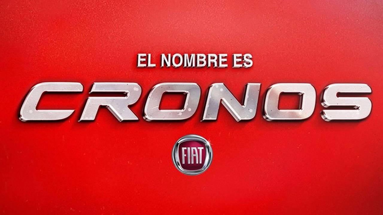 Fiat Cronos - Revelação do nome
