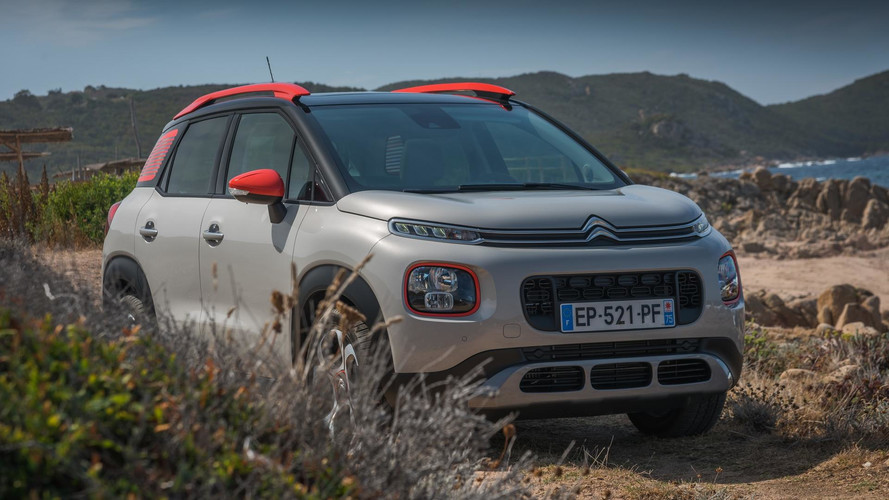Citroen has already sold 100,000 C3 Aircrosses