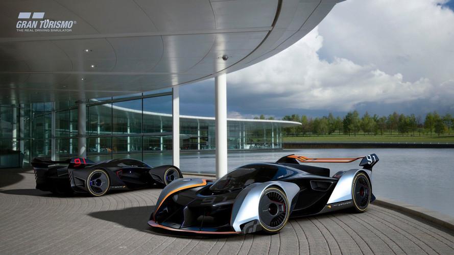 Ténylegesen is elkészülhet a McLaren Vision GT