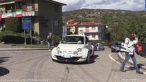 Fiat 500 Giannini Video