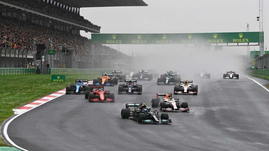 2022 F1 takvimi cuma günü onaylanacak