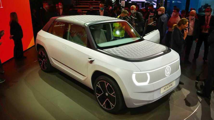 Volkswagen ID.LIFE: l'elettrica da 20.000 euro al Salone di Monaco. Il video