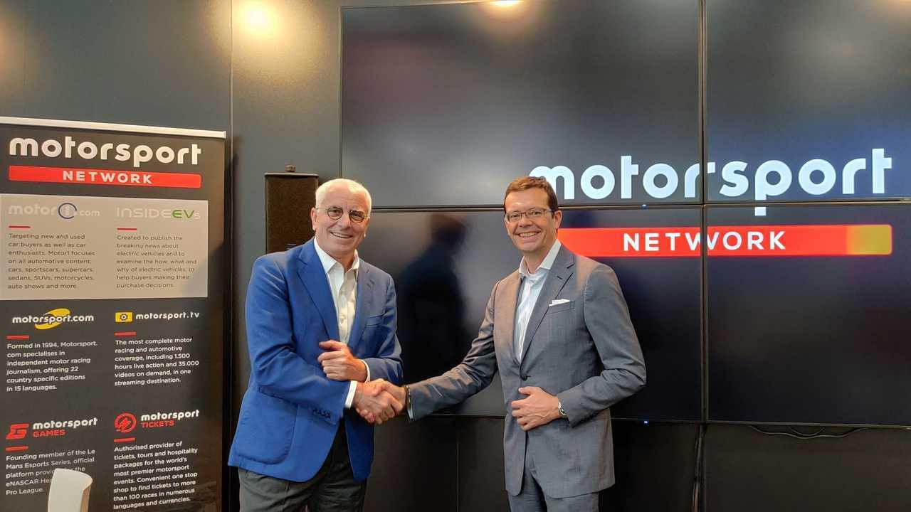 Pininfarina rivisita il design dell'iconico Autosport Awards Trophy di Motorsport Network