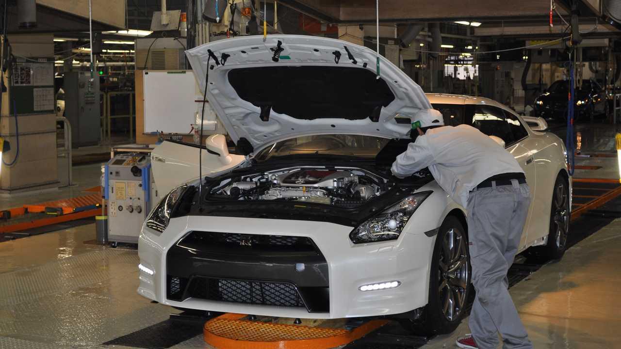 Nissan's Tochigi plant