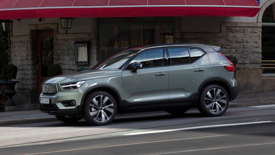 US: Volvo Recharge Share Increases To 18% In September 2021