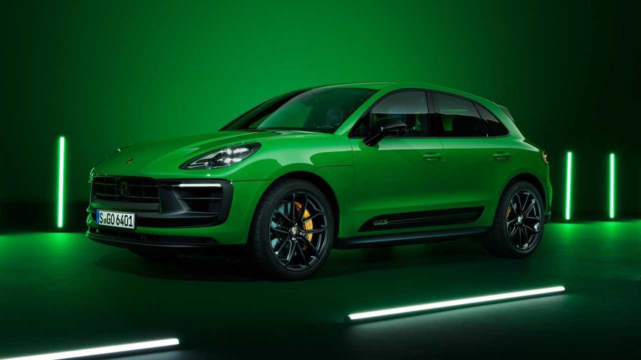 Porsche Macan GTS (2021) GTS Sport csomag