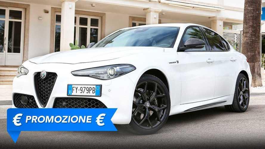 Promozione Alfa Romeo Giulia diesel, perché conviene e perché no