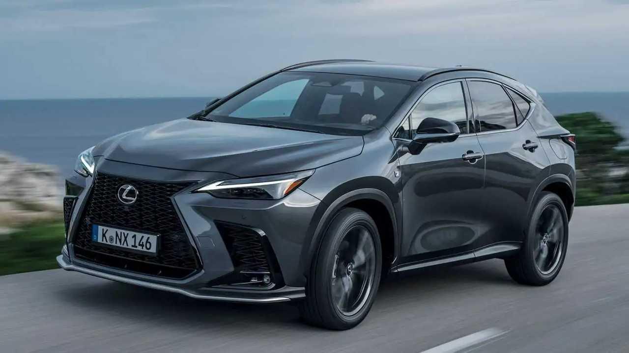 Prueba Lexus NX 2022