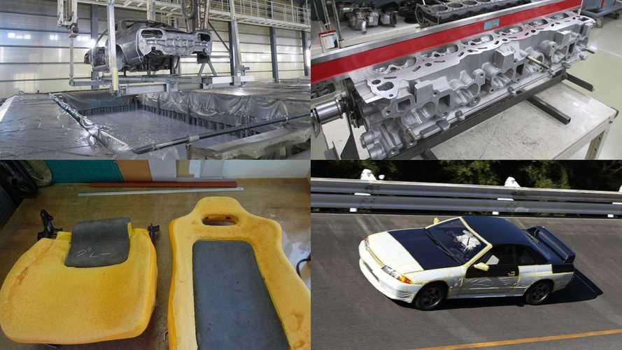 Foto Nissan GT-R R32 restauro Nismo