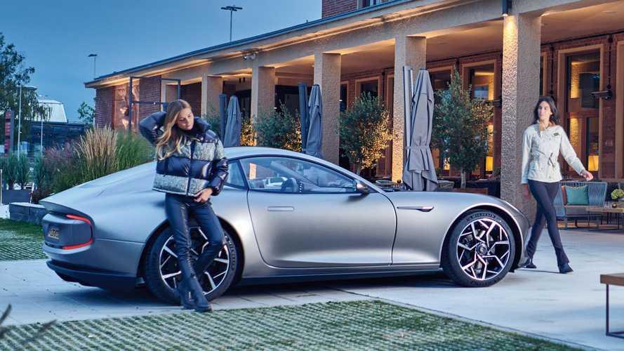 بيتش للسيارات تشوقنا بسيارة جي تي كهربائية بمظهر كوبيه رياضية كلاسيكي