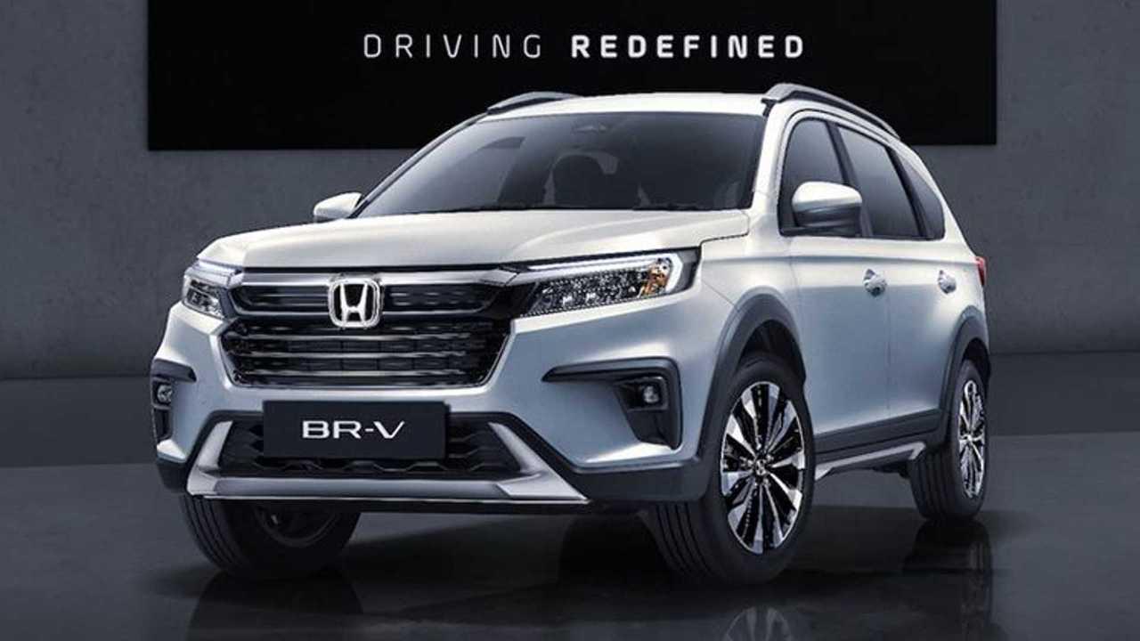Honda BR-V 2022, un pequeño crossover de 7 plazas