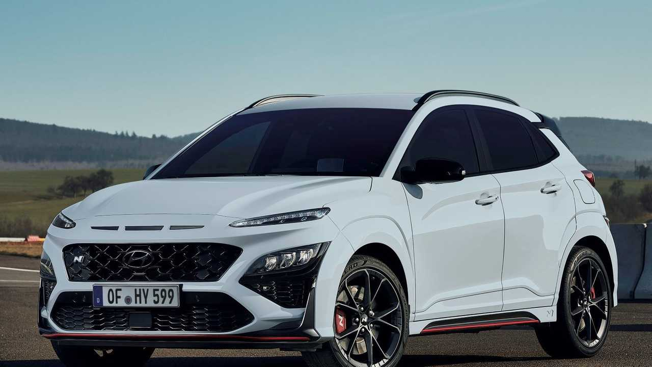 Hyundai Kona N Pirelli