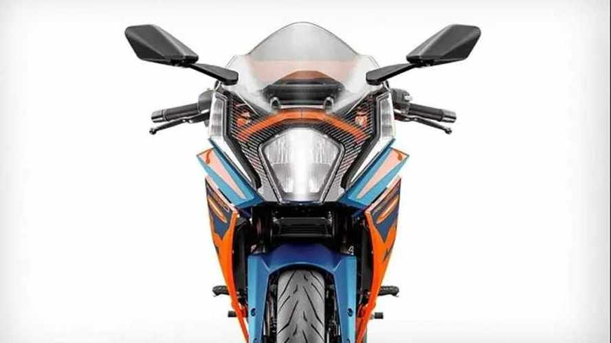 KTM Officially Tease Its New RC Sportbike