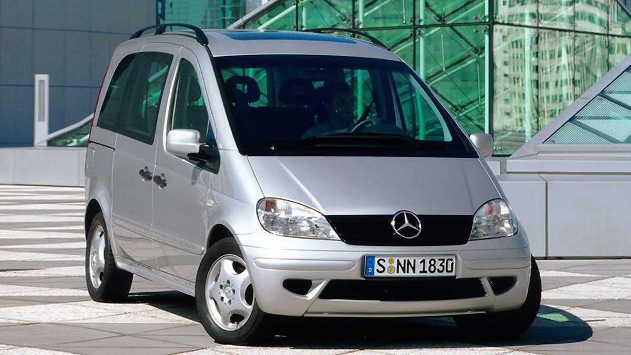 Mercedes-Benz Vaneo (2001 – 2005)