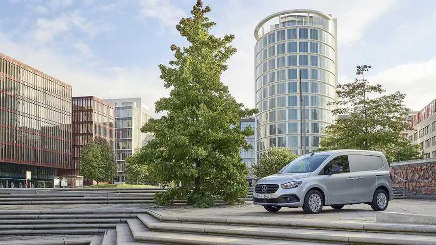 Foto - Mercedes-Benz Citan, la prova
