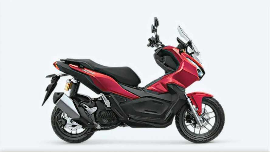 Honda registra mais uma scooter aventureira, a ADV 350