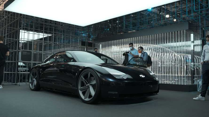 Hyundai Prophecy Concept at IAA 2021