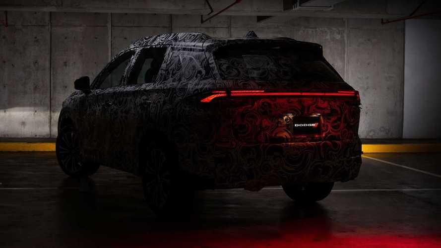 New Dodge SUV Teaser Images